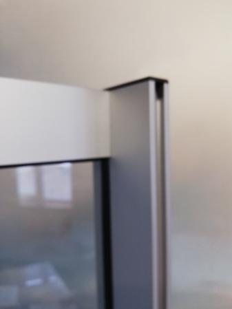 Aluminium Frame Detail